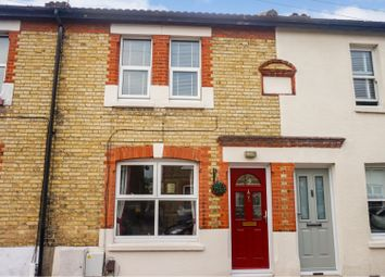 Thumbnail 3 bed terraced house for sale in Lyndale Road, Redhill
