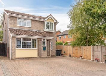 Thumbnail 3 bed detached house for sale in Rylands Heath, Luton
