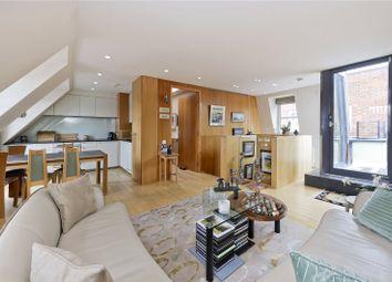 Crown Lodge, 12 Elystan Street, London SW3. 3 bed flat for sale