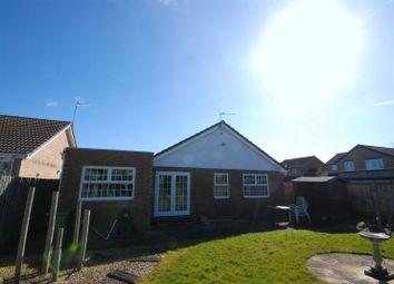 Thumbnail 3 bed detached bungalow for sale in East Pastures, Ashington