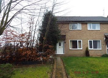 Thumbnail 2 bed semi-detached house to rent in Bramley Grange Way, Bramley, Rotherham