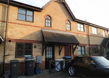 Thumbnail 2 bed terraced house for sale in Coalport Close, Church Langley, Church Langley, Essex.