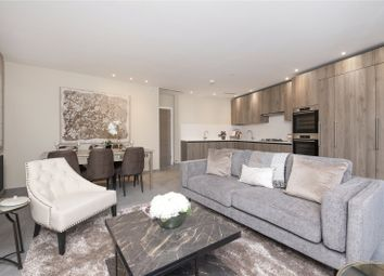 Thumbnail 3 bed flat for sale in Woodlands, London