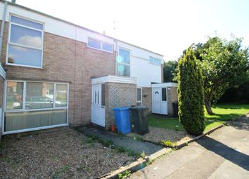 Thumbnail 3 bedroom terraced house to rent in Fountains Road, Ipswich