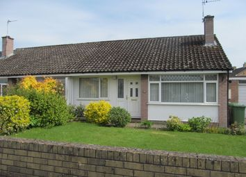 Thumbnail 2 bed bungalow to rent in Low Moorlands, Dalston, Carlisle