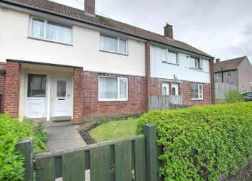 Thumbnail 3 bed terraced house for sale in Milldale Avenue, Blyth