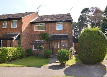 Thumbnail 4 bed end terrace house to rent in Arnett Ave, Finchampstead, Berkshire