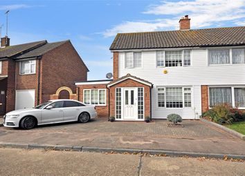 3 bed semi-detached house for sale in Ravensdale, Kingswood, Basildon, Essex SS16