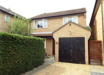 Thumbnail 4 bed detached house for sale in Croftfield Road, Godmanchester, Huntingdon