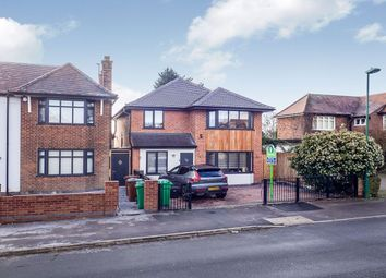 4 bed detached house for sale in Aspley Park Drive, Nottingham NG8