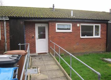 Thumbnail 1 bed terraced bungalow for sale in Aulton Way, Hinckley