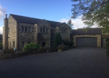 Thumbnail 4 bed detached house for sale in Lane Head Lane, Kirkburton, Huddersfield