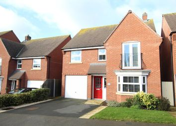 Thumbnail 4 bed detached house for sale in Oaklands Drive, Earl Shilton, Leicester