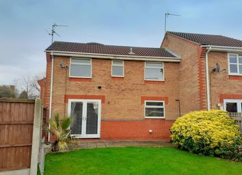 Thumbnail 2 bed town house for sale in Bythorn Close, Skegby, Sutton-In-Ashfield