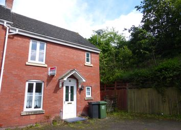 Thumbnail 3 bed property to rent in Medley Court, Exeter