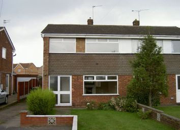 Thumbnail 3 bed semi-detached house to rent in West View, Bottesford, Scunthorpe, North Lincolnshire