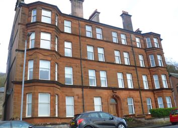 Thumbnail 4 bedroom flat for sale in Flat 3/1, Argyle Mansions, 23, Argyle Place, Rothesay, Isle Of Bute