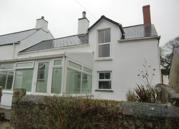 Thumbnail 1 bedroom cottage to rent in Forest Farm, Four Lanes, Redruth, Cornwall