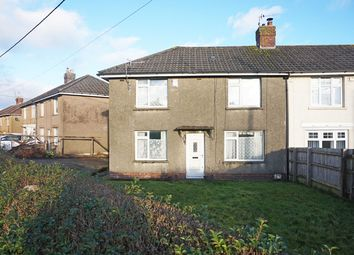 Thumbnail 1 bed semi-detached house for sale in Trosnant Crescent, Penybryn, Hengoed