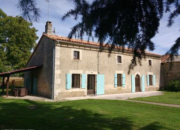 Thumbnail 5 bed property for sale in Civray, Poitou-Charentes, 86400, France