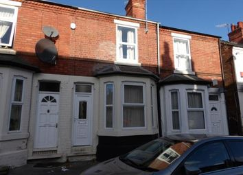 Thumbnail 2 bed terraced house for sale in Glentworth Road, Radford, Nottingham, Nottinghamshire