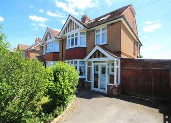 Thumbnail 5 bed semi-detached house for sale in St Lawrence Avenue, Thomas A Becket, West Sussex