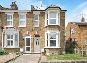 Thumbnail 3 bedroom end terrace house to rent in Goldsdown Road, Enfield