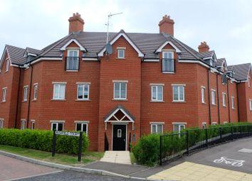 Thumbnail 2 bed flat for sale in Bushfield Court, Shortstown, Bedford