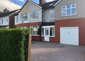Thumbnail 4 bed semi-detached house to rent in Brookside Avenue, Poynton, Stockport