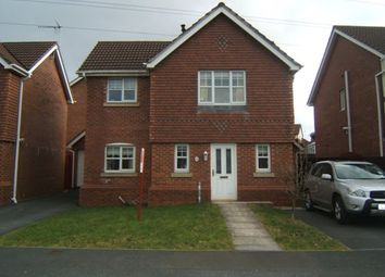 Thumbnail 3 bed detached house to rent in Lon Y Maes, Llanelli