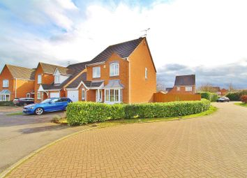 Thumbnail 3 bed detached house for sale in Rosslyn Avenue, Mountsorrel, Leicestershire