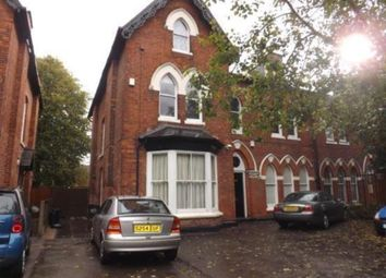 Thumbnail 3 bedroom flat to rent in Augustine Road, Edgbaston, Birmingham