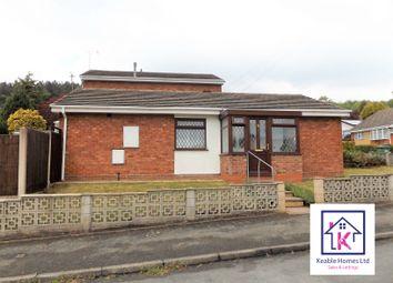 Thumbnail 2 bedroom detached bungalow to rent in Hornbeam Crescent, Hazel Slade, Cannock