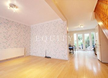 Thumbnail 3 bed terraced house to rent in Grovedale Close, Waltham Cross