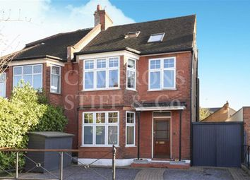 Thumbnail 4 bedroom semi-detached house for sale in Hardinge Road, Kensal Rise