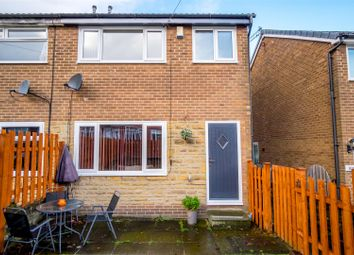 Thumbnail 3 bed semi-detached house for sale in Rastrick Common, Rastrick, Brighouse