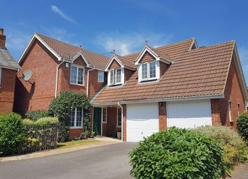Thumbnail 4 bed detached house to rent in Highpath Way, Basingstoke