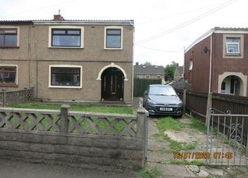 3 bed semi-detached house for sale in 32 Heol Y Gwrgan, Margam, Port Talbot SA13