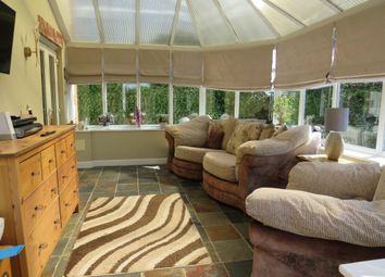 Thumbnail 3 bed detached house for sale in Mill Field Close, Helpston, Peterborough