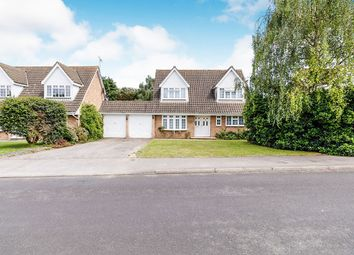 Thumbnail 4 bed detached house for sale in Woodland Avenue, Hartley, Kent
