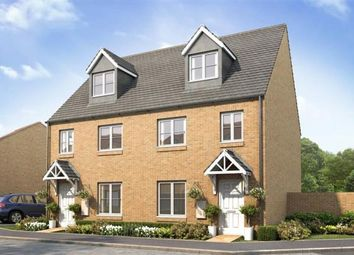 Thumbnail 3 bedroom semi-detached house for sale in Longford Park, Oxford Road, Bodicote, Banbury