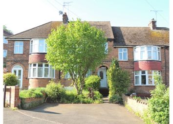 Thumbnail 3 bed terraced house for sale in Cordelia Crescent, Rochester