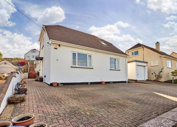 Thumbnail 4 bed detached bungalow for sale in St Annes Road, Saltash, Cornwall