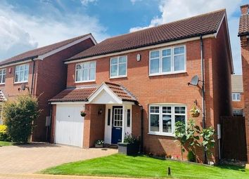 Thumbnail 4 bed detached house for sale in 3 Berkeley Court, Off Fenwick Road, Scartho Top, Grimsby