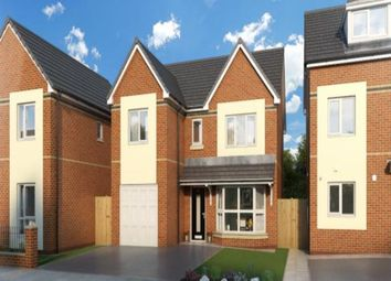 Thumbnail 4 bedroom detached house for sale in The Parks, Anfield, Liverpool