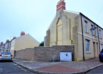 Thumbnail 2 bedroom end terrace house for sale in Salop Place, Penarth
