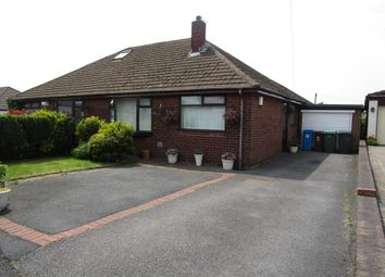 Thumbnail 3 bed bungalow for sale in Netherhouse Road, High Crompton, Shaw