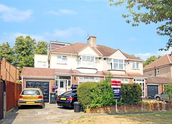 Thumbnail 5 bed semi-detached house for sale in Vinson Close, Orpington, Kent