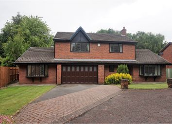 Thumbnail 4 bed detached house for sale in Nixon's Court, Leyland