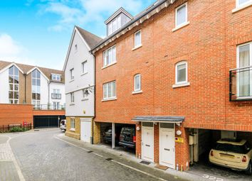 Thumbnail 3 bedroom terraced house for sale in Drying Shed Lane, Canterbury